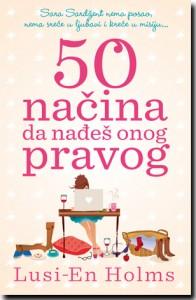"""Knjiga """"50 načina da nađeš onog pravog"""""""