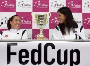 Jelena Janković i Ana Ivanović