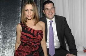 Alisa Milano sa suprugom