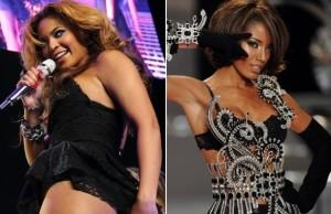 Beyonce i Selita Ibenks