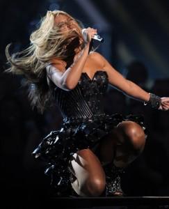 Beyonce peva na dodeli Gremi nagrada