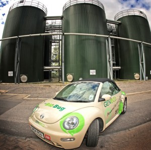 Bio-Bug automobil