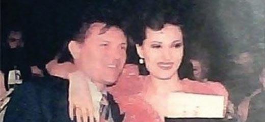 Ceca i Miloš Bojanić