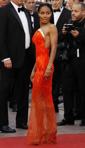 Džejda Pinket Smit u haljini marke Atelier Versace