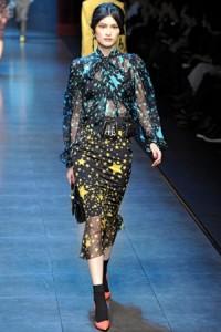 Dolce Gabbana print