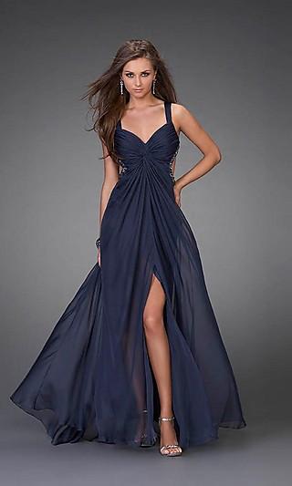 Duga maturska haljina