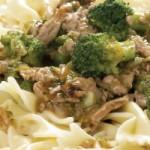 Farfali sa mesom i brokolijem