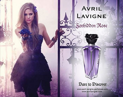 Forbidden Rose by Avril Lavigne