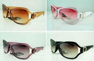 Gucci sunčane naočare različitog dizajna