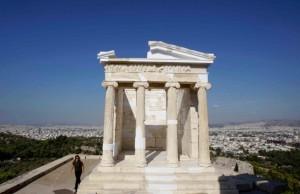 Hram Atine Nike na Akropolju