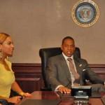 Jay Z i Beyonce u Beloj kući