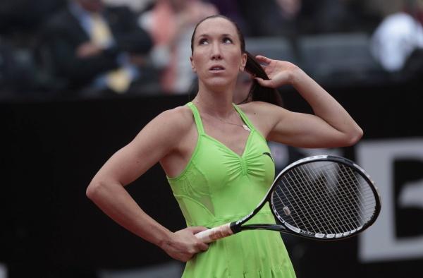Srpska teniserka Jelena Janković