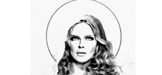 Jelena Karleuša kao Isus Hrist