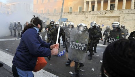 Nemiri u Atini