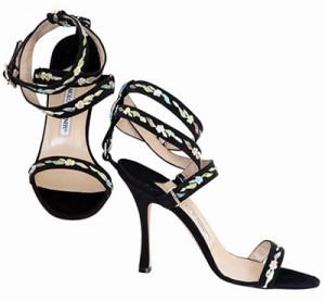 Manolo Blahnik sandale