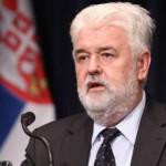 Premijer Srbije Mirko Cvetković