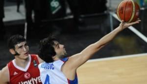 Mundobasket 2010 Miloš Teodosić