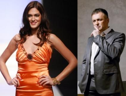 Nina Radulović i Branislav Lečić