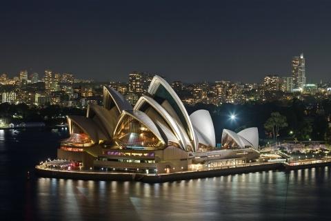 Opera House noću