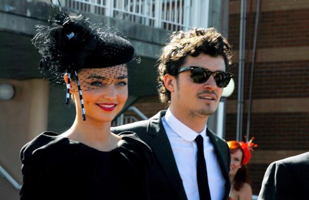 Orlando Blum i Miranda Ker
