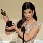 Sandra Bulok na dodeli Oskara