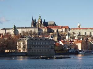 Pogled na dvorac