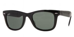 Crne Ray-Ban sunčane naočare