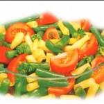 Salata od boranije na grčki nacin