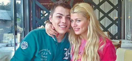 Sandra Obradović i Slobodan Vasić