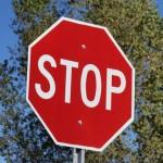 Stop znak
