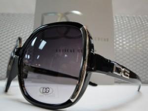 Crne sunčane naočare D & G