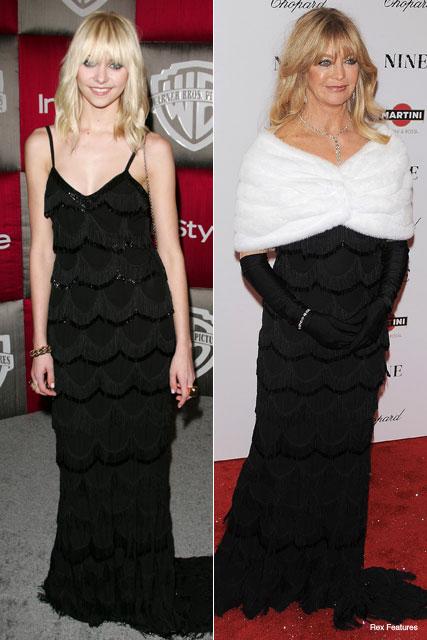 Kome bolje stoji haljina? Bolje