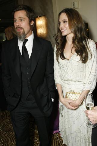 Bred Pit i Anđelina Džoli