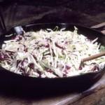 Dvobojna salata od kupusa