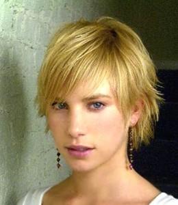 Svečana frizura za kratku kosu