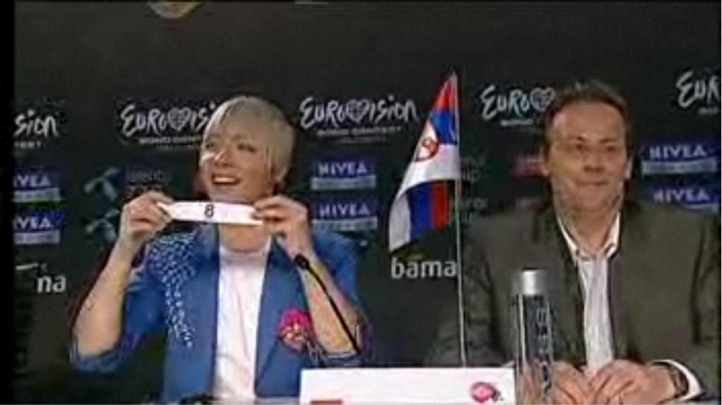 Milan Stanković je izvukao broj 8