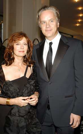 Suzan Sarandon i Tim Robins