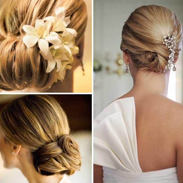 Svečane frizure za venčanje